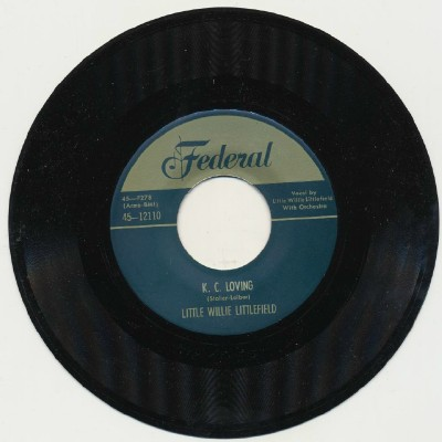 K C Loving + Pleading At Midnight - Little Willie Littlefield