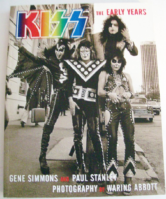 KISS Early Years Photo History By Gene Simmons & Paul Stanley