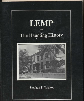 Lemp Brewery History By Stephen P Walker - Author Autographed