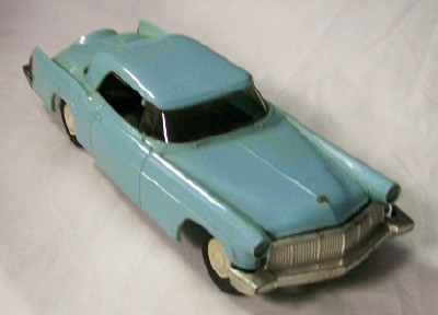 1956 Lincoln Continental Mark II Original Vintage Factory Promo
