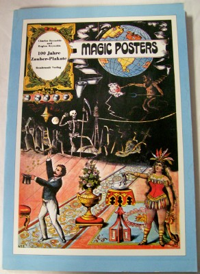 100 Years Of Magic Posters - Giant Book Of Frameable Posters