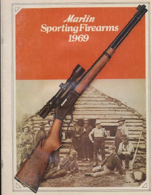 1969 Marlin Sporting Firearms Gun Catalog