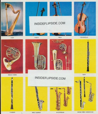 Meet The Symphony Orchestra Musical Instruments Study Prints-17