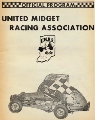 1975 UMRA United Midget Racing Program