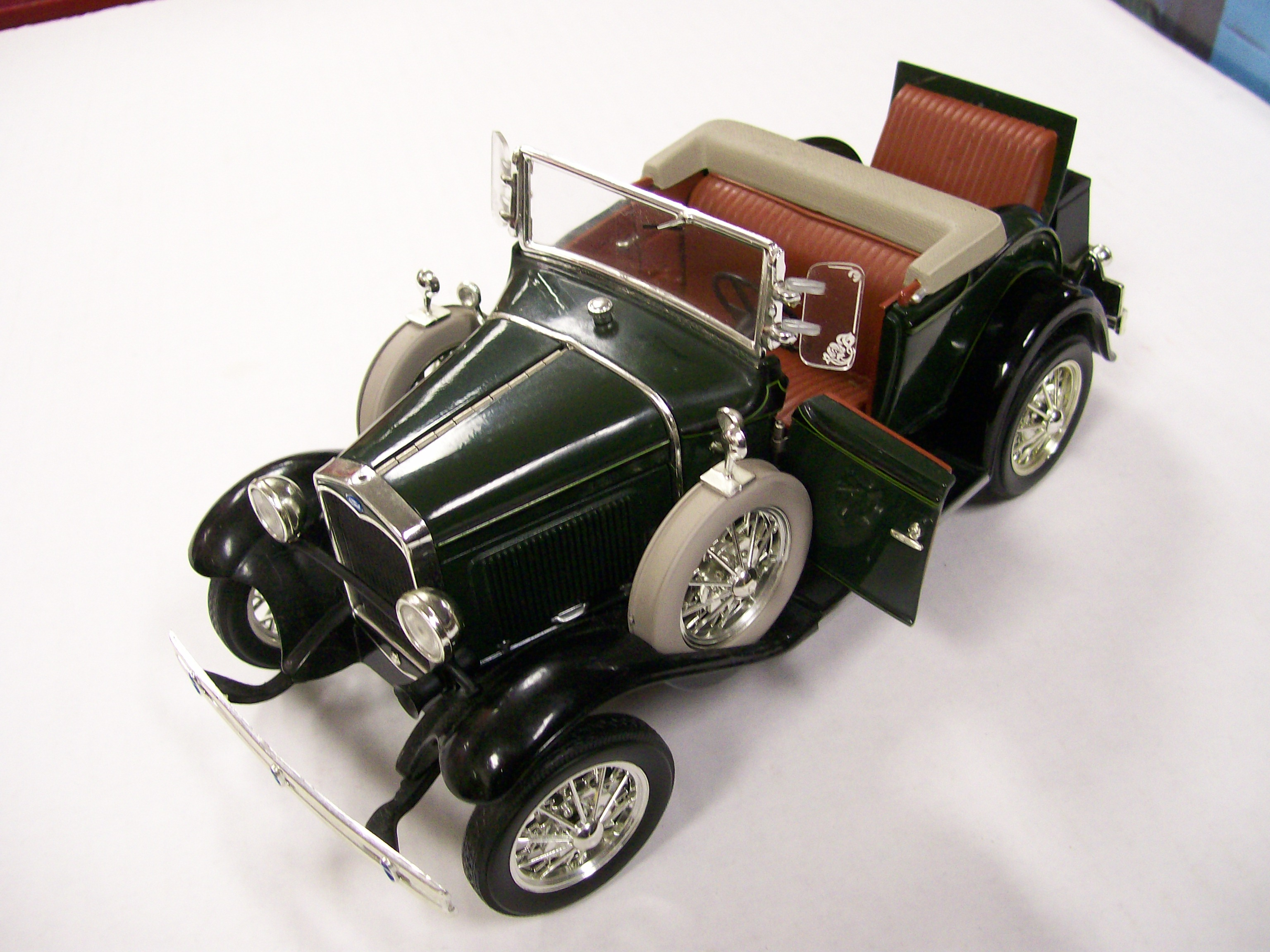1931 Model A Ford Roadster Motor City Classics Thick Metal - $100.00 ...