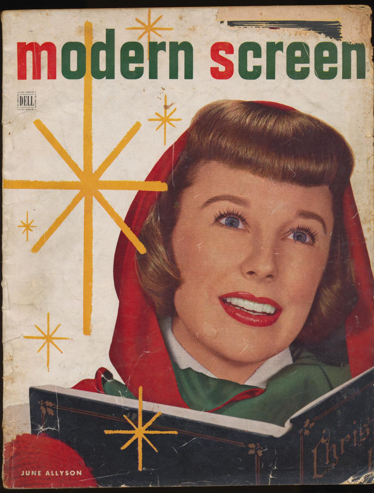 January 1949 Modern Screen Movie Fan Magazine