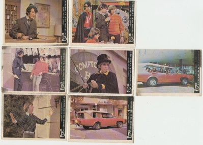 1967 Monkees Photo Trading Card Lot Of 10