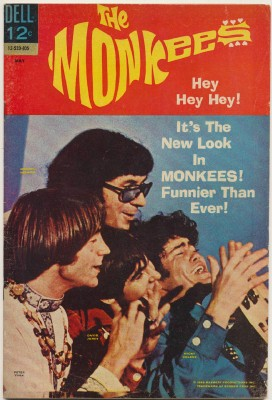 May 1968 Monkees Comic Book #11