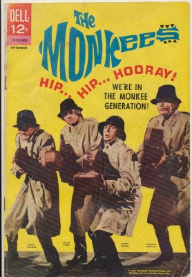 September 1968 Monkees Comic Book #15