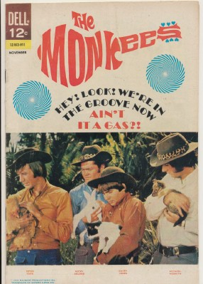 November 1968 Monkees Comic Book #16
