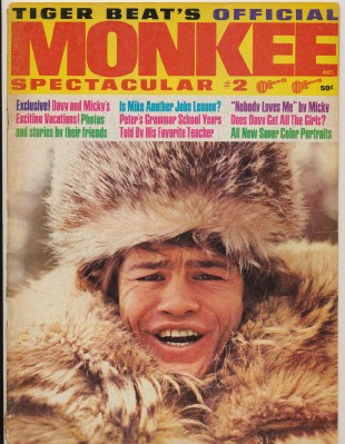 May 1967 Monkee Spectacular #2 Volume 1 Number 2