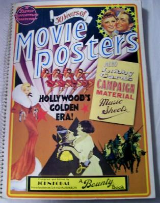 50 Years Of Movie Posters - Frameable Posters Lobby Cards Music