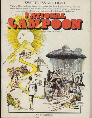 March 1973 National Lampoon