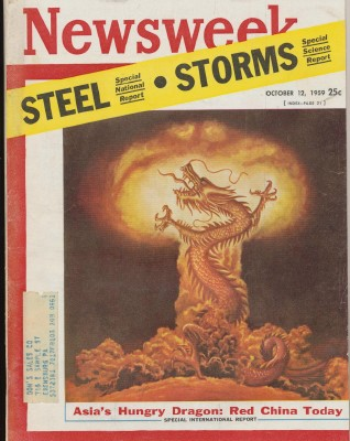 Newsweek - October 12 1959 - Red China Storms Steel