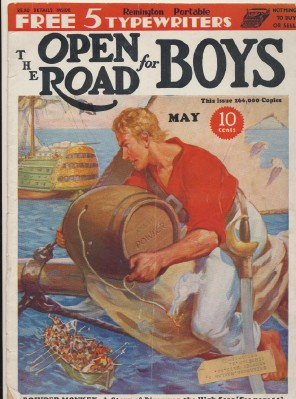 May 1933 Open Road For Boys Magazine - World's Fair