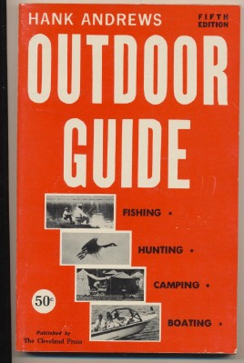 1964 Cleveland Press Ohio Outdoor Guide Fishing Hunting ++