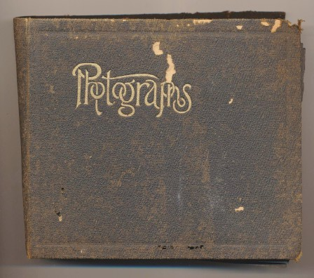 1900 Photo Album - Florida Virginia Tennessee Ohio Canada