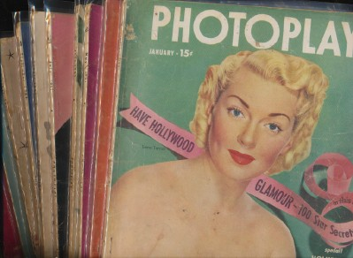 1951 Photoplay - 10 Issues - Whole Year Less 2