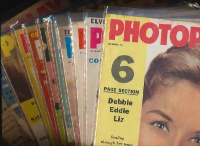 1958 Photoplay - Whole Year - 12 Issues