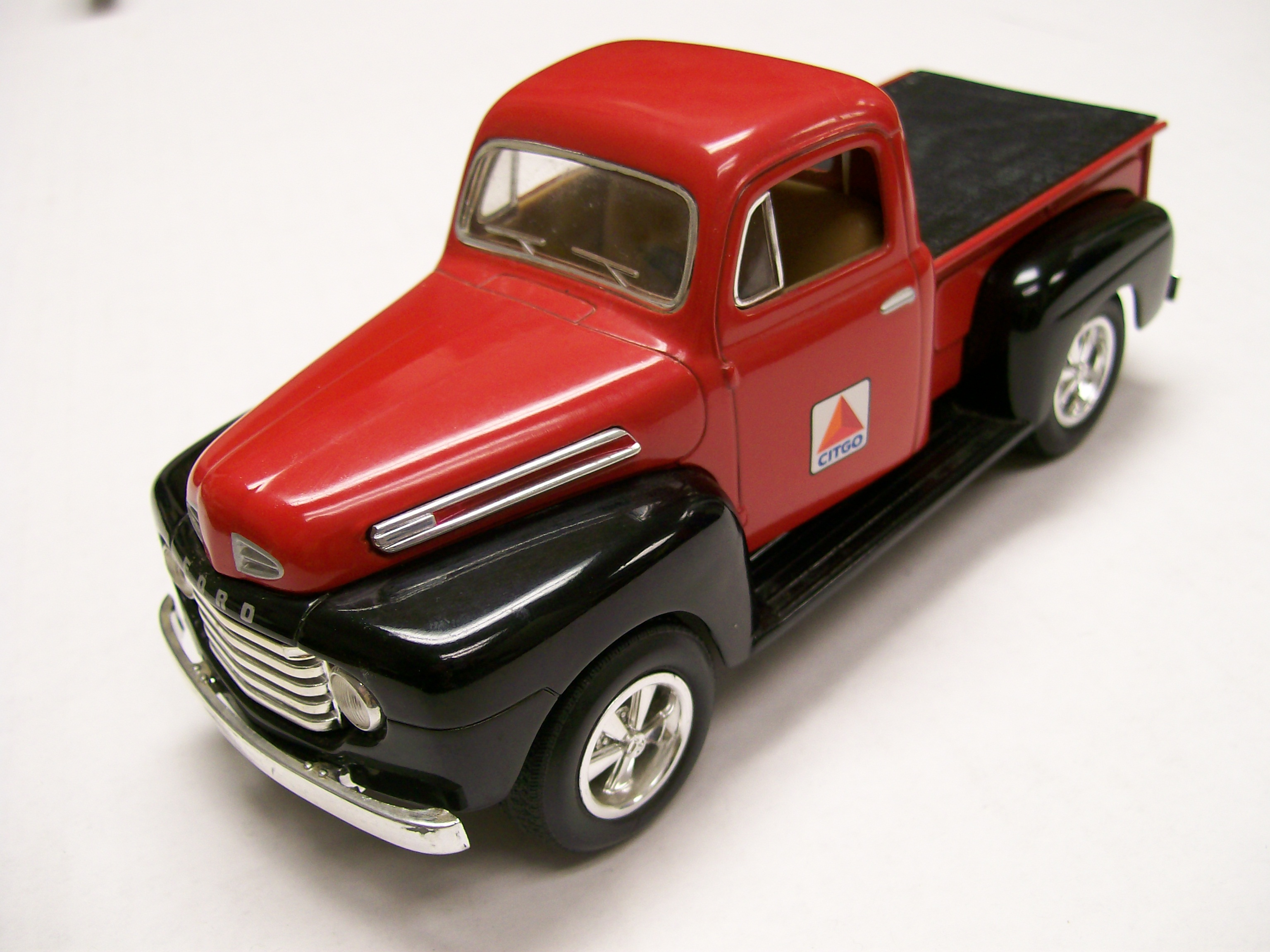 1948 Ford Pick-UpTruck Coin Bank Limited Edition-Citgo Advertise