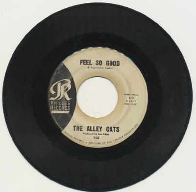 Puddin N' Tain + Feel So Good - The Alley Cats
