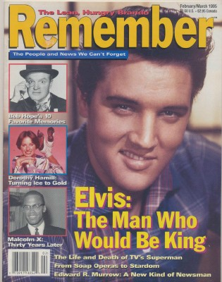 Elvis - The Man Who Would Be King - 1995 Retrospective