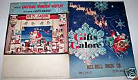 1953 Rex-Bill Drug Co Christmas Catalog With Toys & Gifts