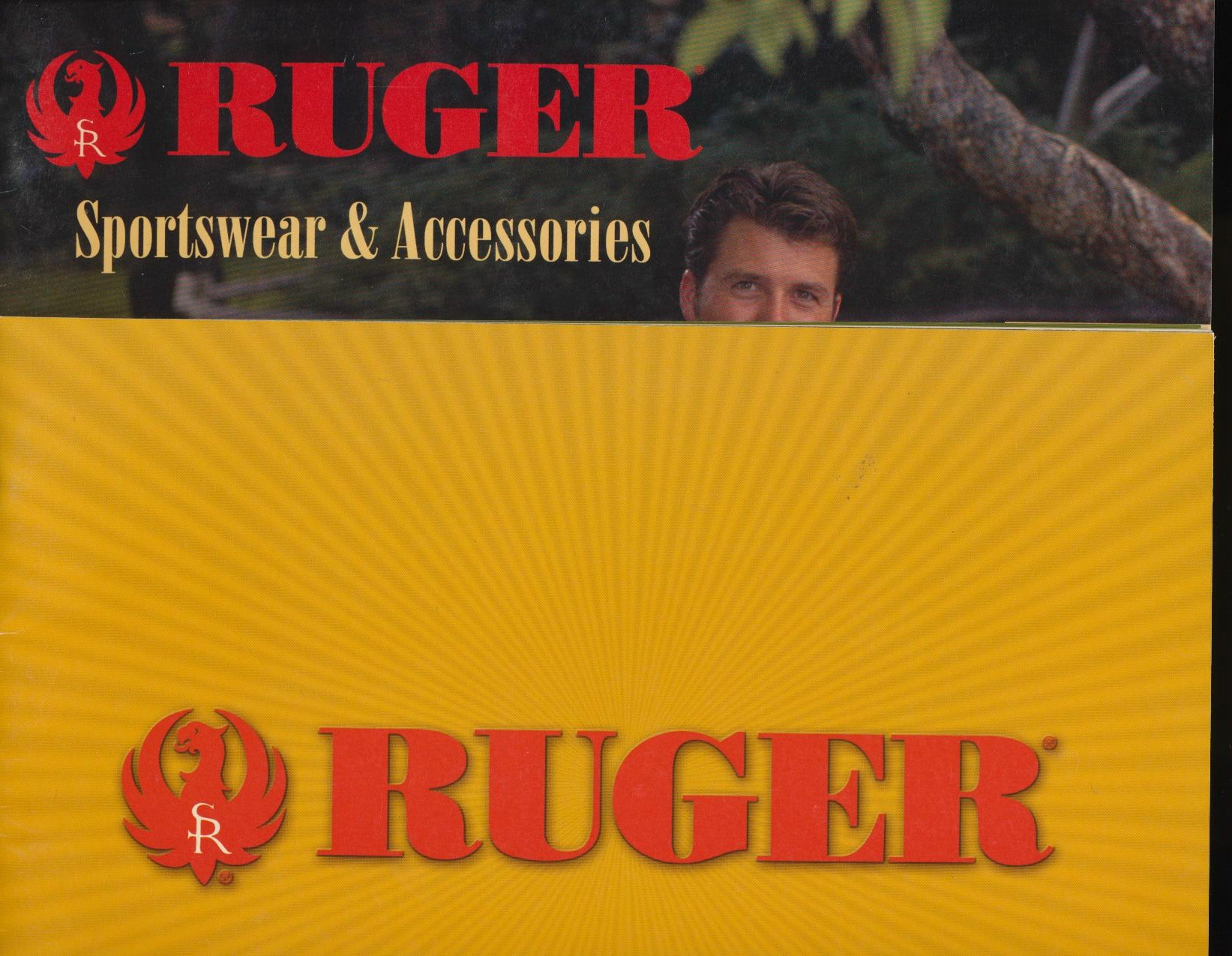 2004 Ruger Firearms Catalog + Sportswear & Accessories Catalog