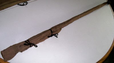 8' Samson Steel Fishing Rod Union Hardware Co Torrington Conn