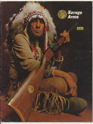1970 Savage Arms Gun Catalog + Dealer Price List