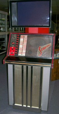 1963 Scopitone Coin-Op Music Video Machine With 36 Movies