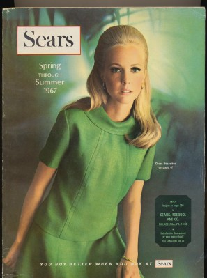 1967 Sears Spring/Summer Big Book Catalog