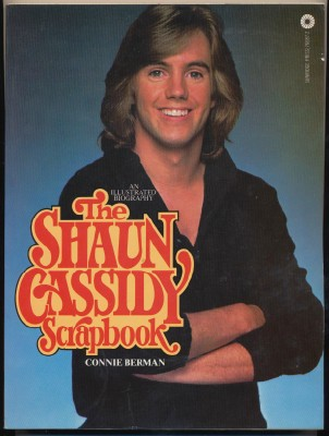 1978 Shaun Cassidy Illustrated Biography