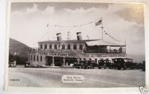 Lincoln Highway Ship Hotel PC Bedford PA