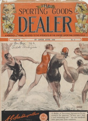 1926 Sporting Goods Dealer-Sports Equipment Trade Source 288 Pgs