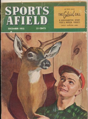December 1952 Sports Afield - Duck Hunting Story