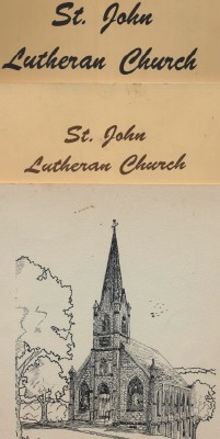 East Liverpool OH Church Membership Directories 1966-82