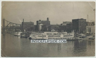 Vintage Photo - Excursion Queen St Paul Riverboat Steamer