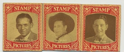 Amusement Park Penny Arcade Coin-Op Movie Stamp Pictures Lot #8