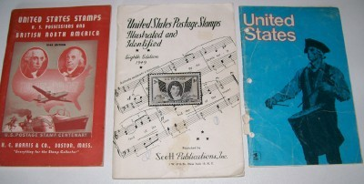 1948-1973 Scott & Harris US Stamp Catalog Lot