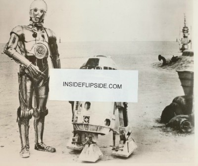 Set Of Vintage Original Star Wars Publicity Photos