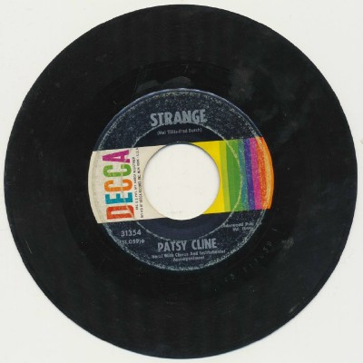 Strange + She's Got You - Patsy Cline