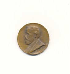 1925 John D Larkin Soap Co 50th Anniversary Bronze Token