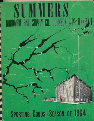 1964 Summers Hardware Catalog - Fishing Tackle & Sporting Goods