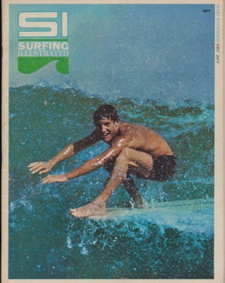 June 1965 Surfing Illustrated - Surfer Magazine