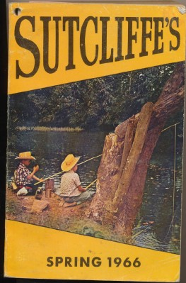 1966 Sutcliffe's Fishing & Sporting Goods Dealer Trade Catalog
