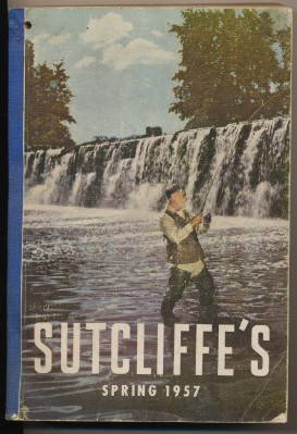 1957 Sutcliffe's Dealer Trade Catalog Fishing Hunting Guns +++