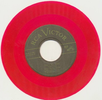 That's All Right+Crudup's After Hours-Arthur Crudup - 1st RCA 45