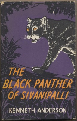 The Black Panther Of Sivanipalli - Kenneth Anderson