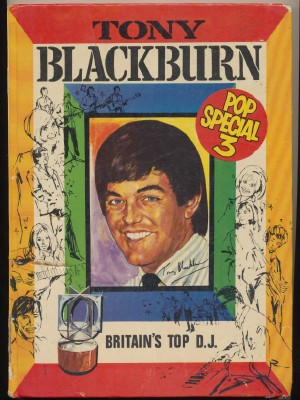 1970 Tony Blackburn Pop Special No 3 - Britain's Top DJ